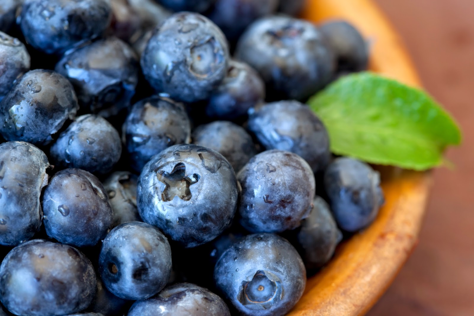 The Amazing Health Benefits of Blueberries