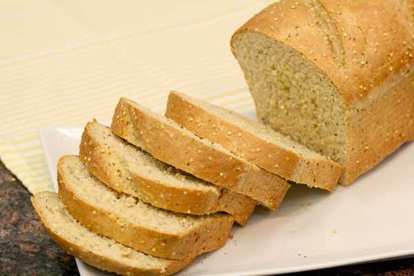 Chia Quinoa Bread Recipe