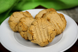 Coconut-Flour-Shortbread-Cookies