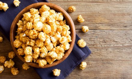#NationalCaramelPopcornDay Recipe | In The Kitchen With Honeyville